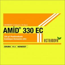 AMİD 330 EC 10 LT (Pendimethalin)